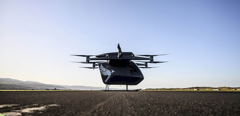 Vertical Aerospace Seraph 10