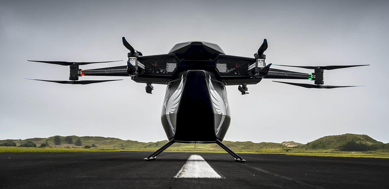 Vertical Aerospace Seraph 6