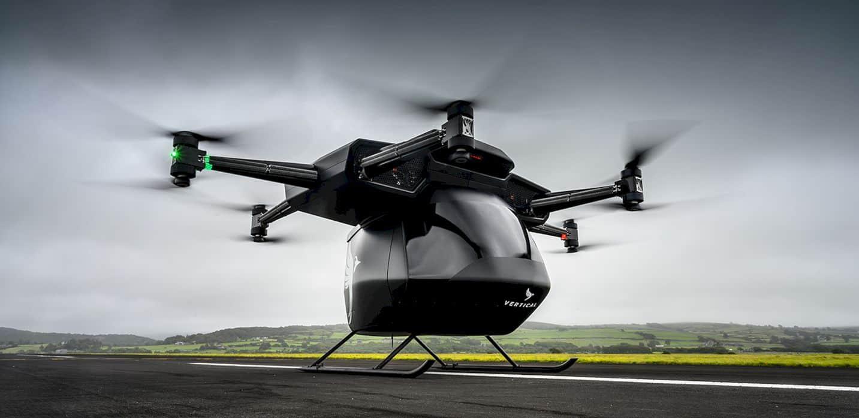 Vertical Aerospace Seraph 7