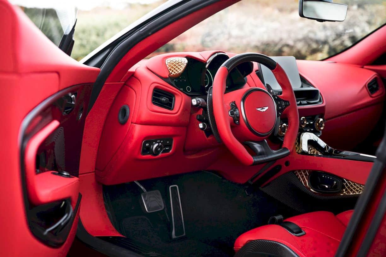 Aston Martin Dbz Centenary Collection 1