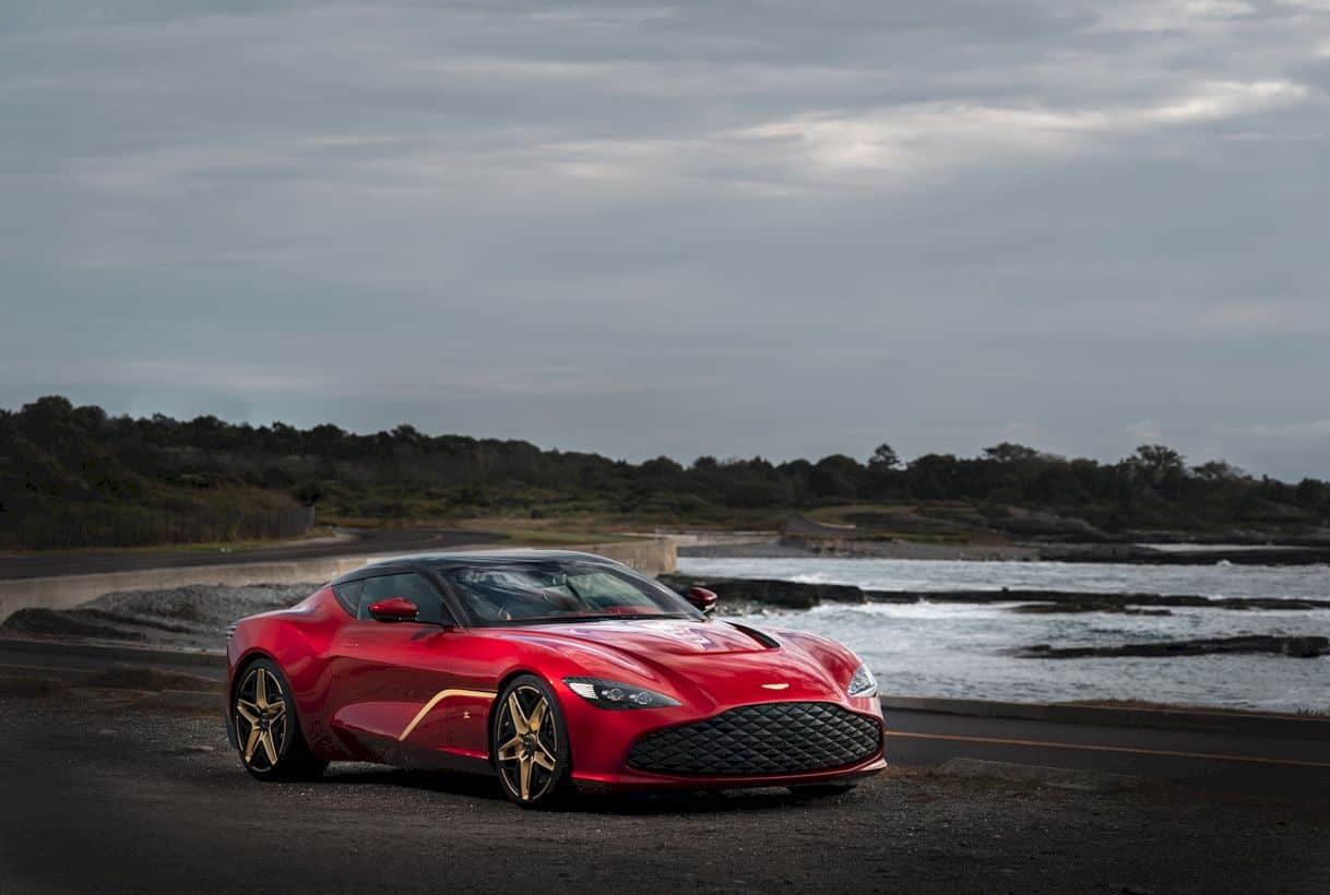 Aston Martin Dbz Centenary Collection 11