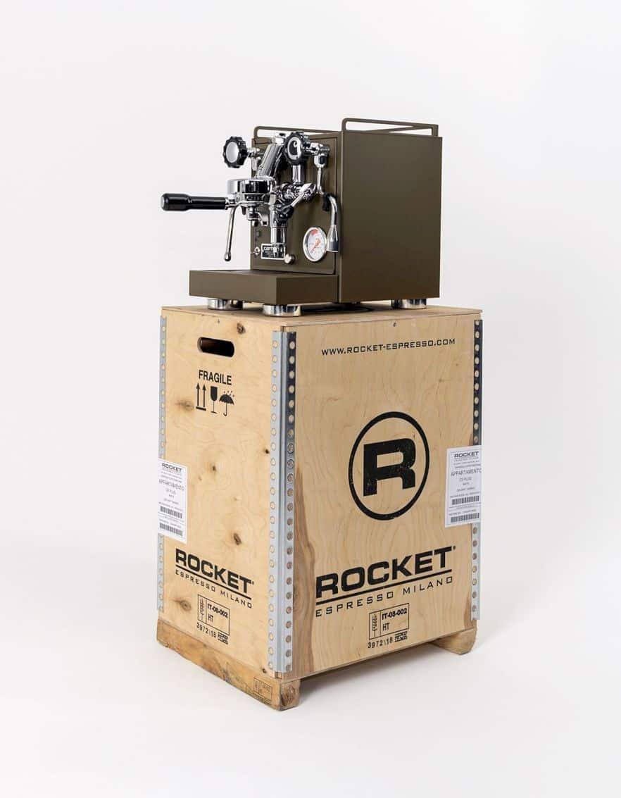Carhartt Wip X Rocket Espresso Milano 10