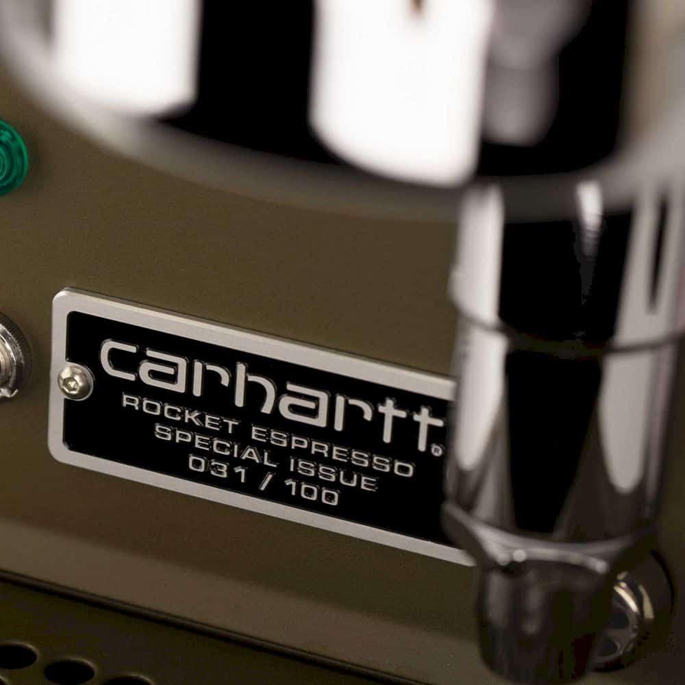 Carhartt Wip X Rocket Espresso Milano 4