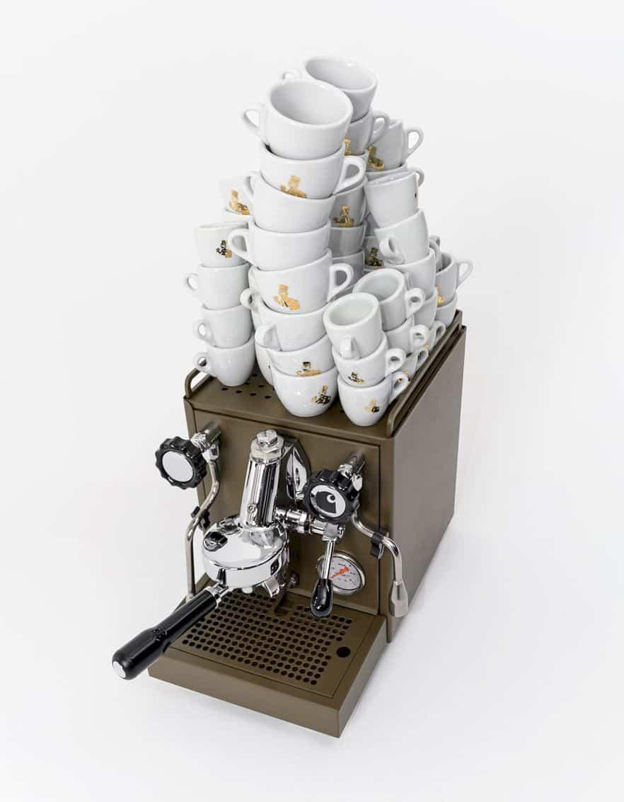 Carhartt Wip X Rocket Espresso Milano 9