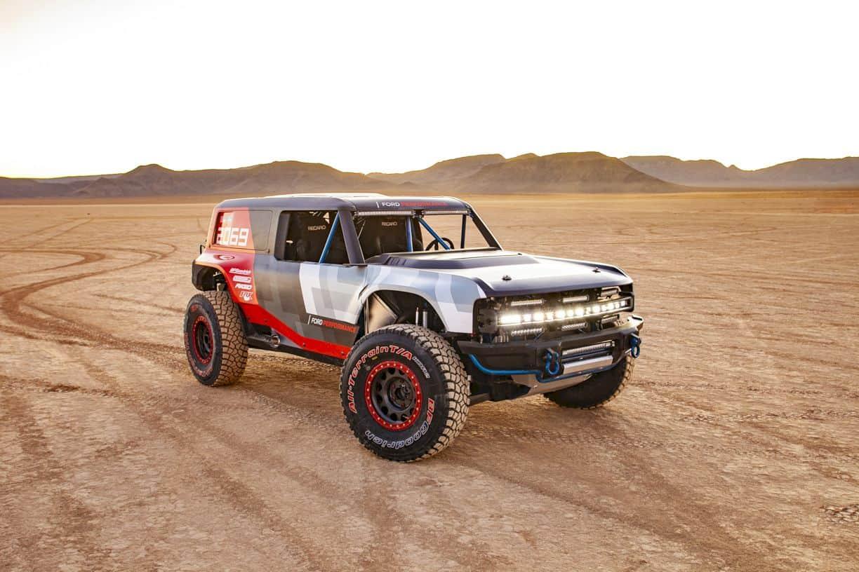 Ford Bronco R Prototype 2