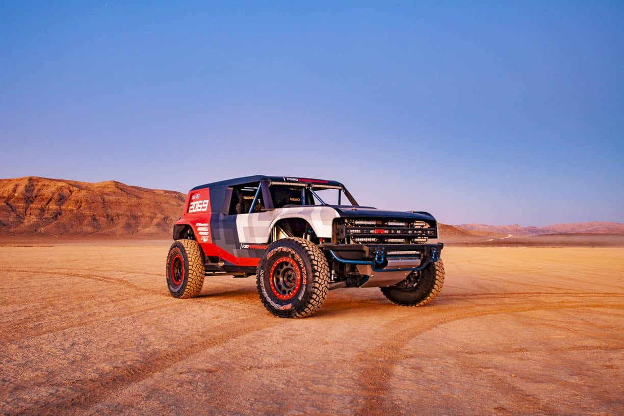 Ford Bronco R Prototype 3