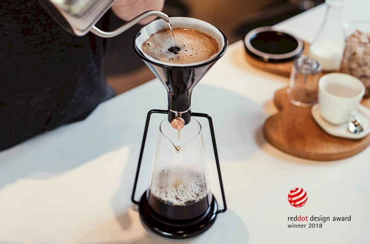 Gina Smart Coffee 1