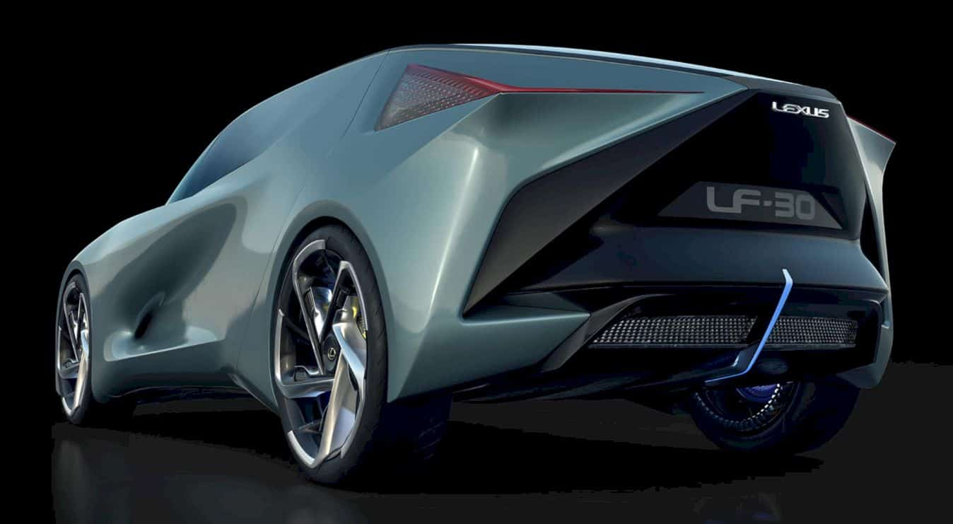 Lexus Lf 30 Concept 1
