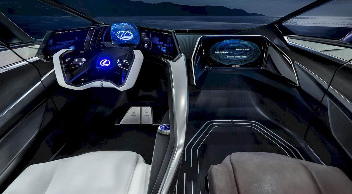 Lexus Lf 30 Concept 10