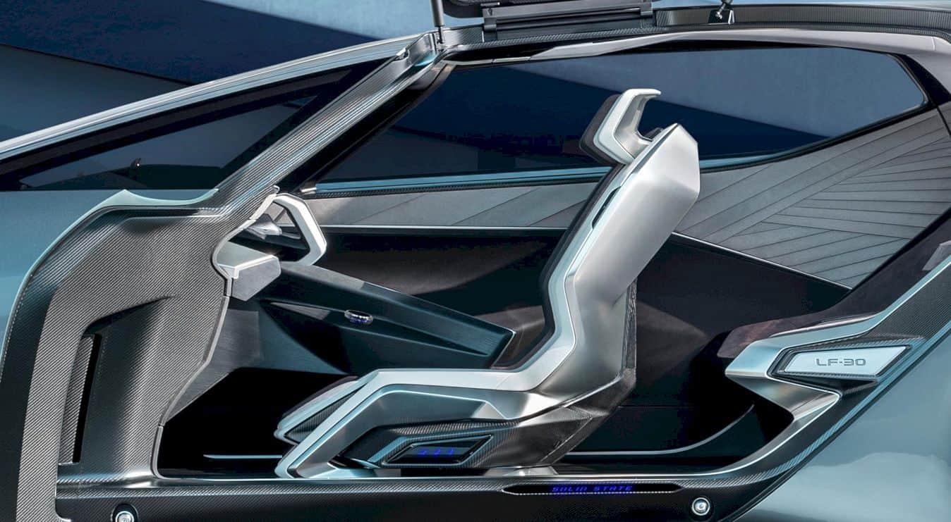 Lexus Lf 30 Concept 12