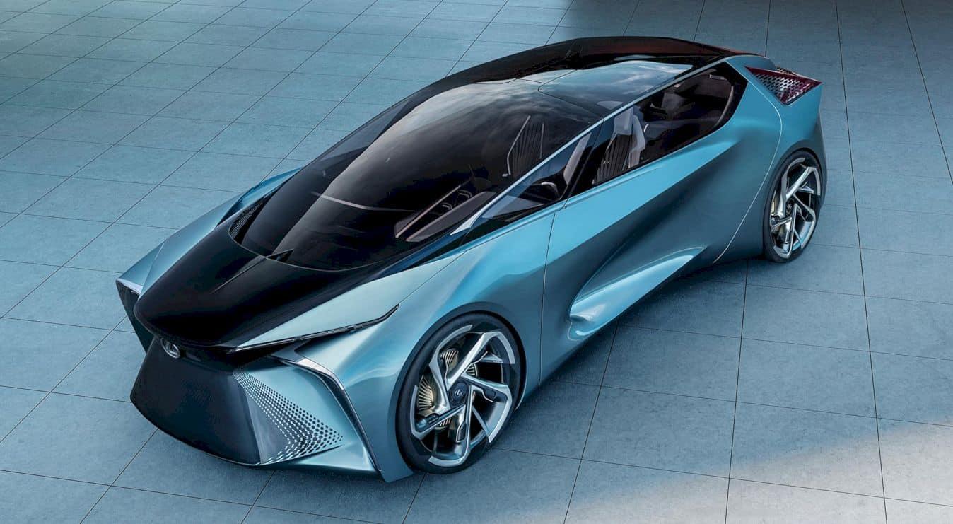 Lexus Lf 30 Concept 16