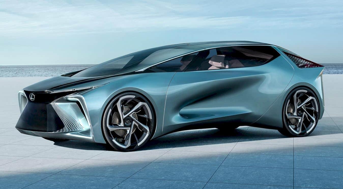 Lexus Lf 30 Concept 17
