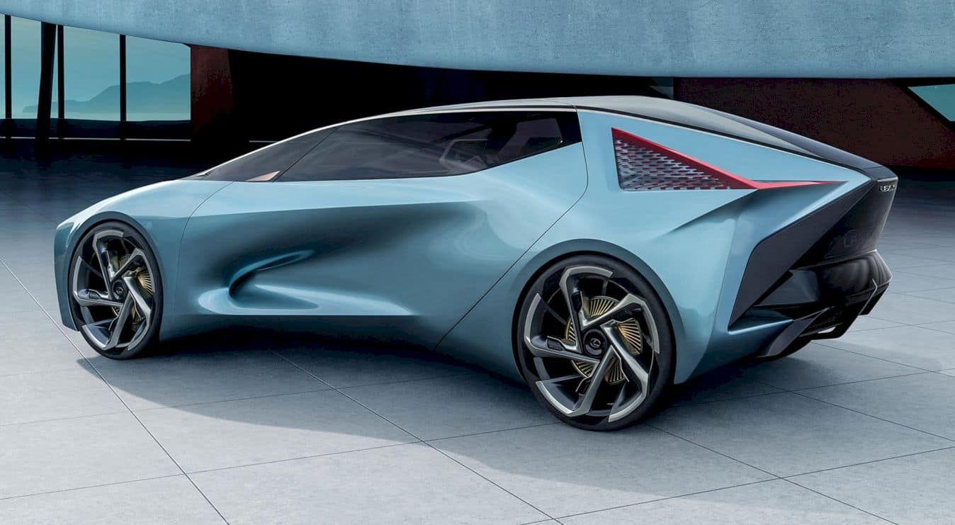 Lexus Lf 30 Concept 2