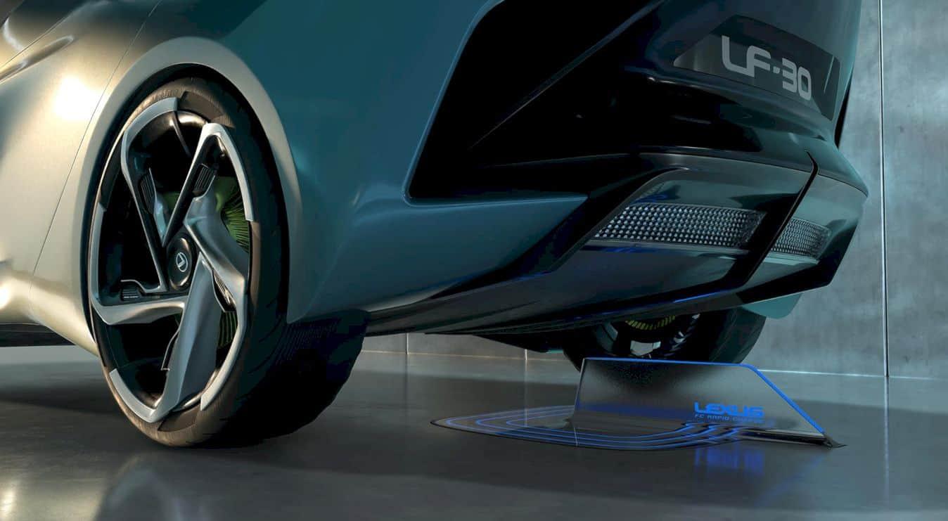Lexus Lf 30 Concept 6