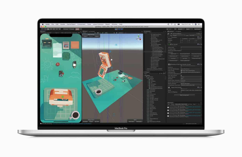 Macbook Pro 16 Inch Model 2