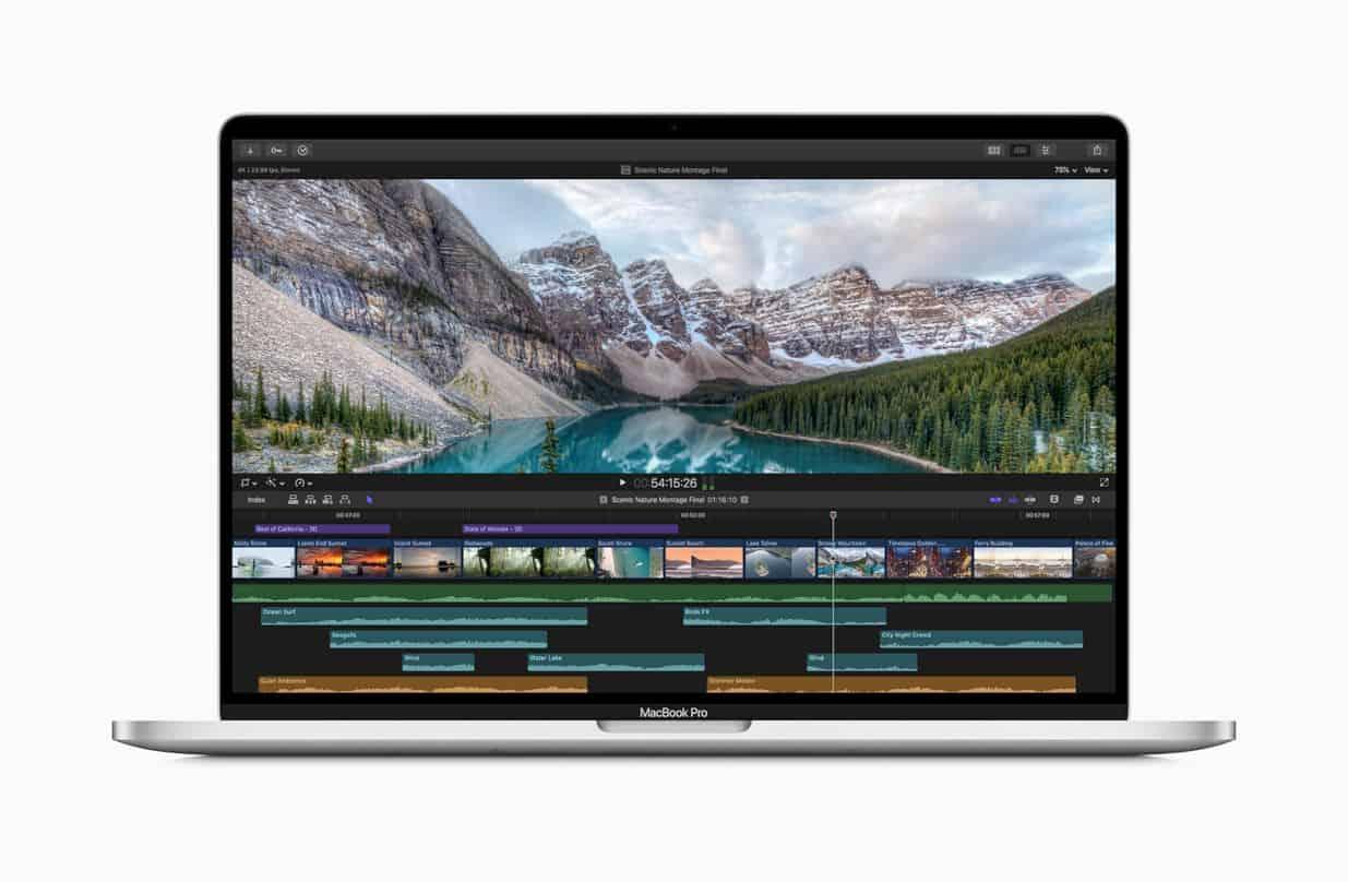 Macbook Pro 16 Inch Model 3