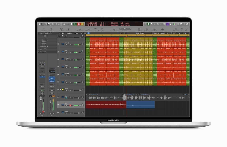 Macbook Pro 16 Inch Model 4