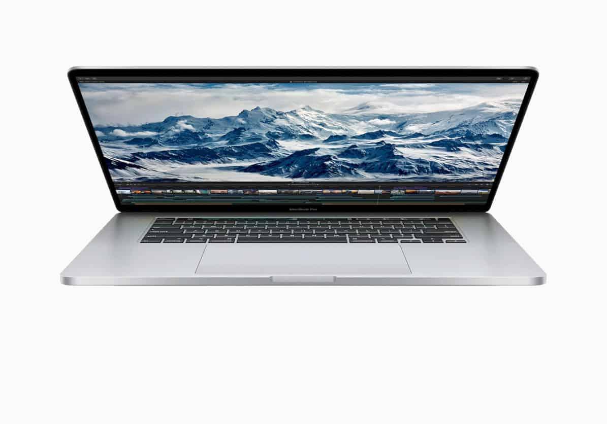 Macbook Pro 16 Inch Model 7