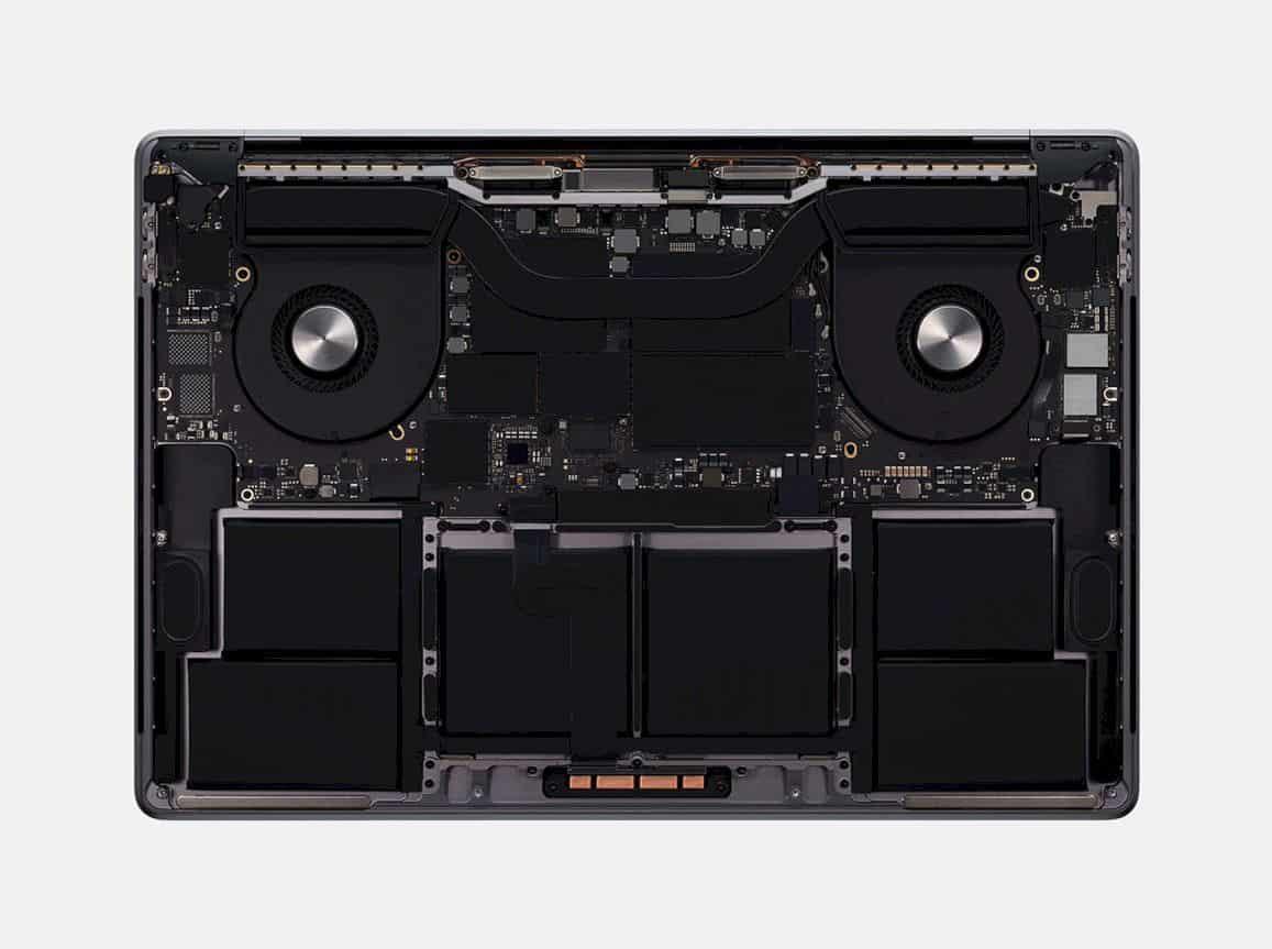Macbook Pro 16 Inch Model 8