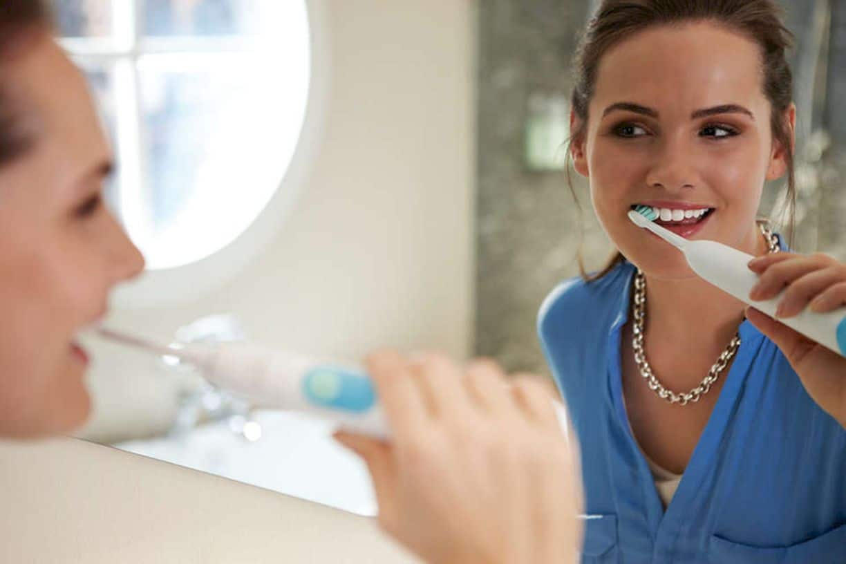Philips Sonicare Sonic Electric Toothbrush 2