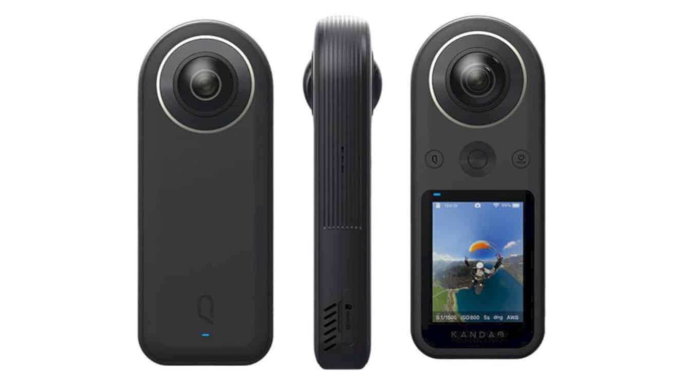 QooCam 8K: World's First Pocket 8K 360 Camera