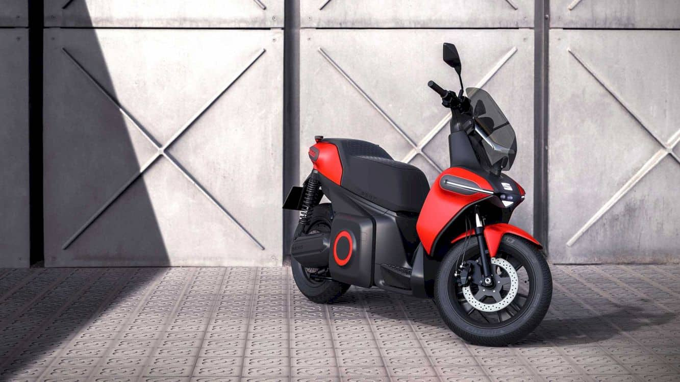 Seat E Scooter Concept 1