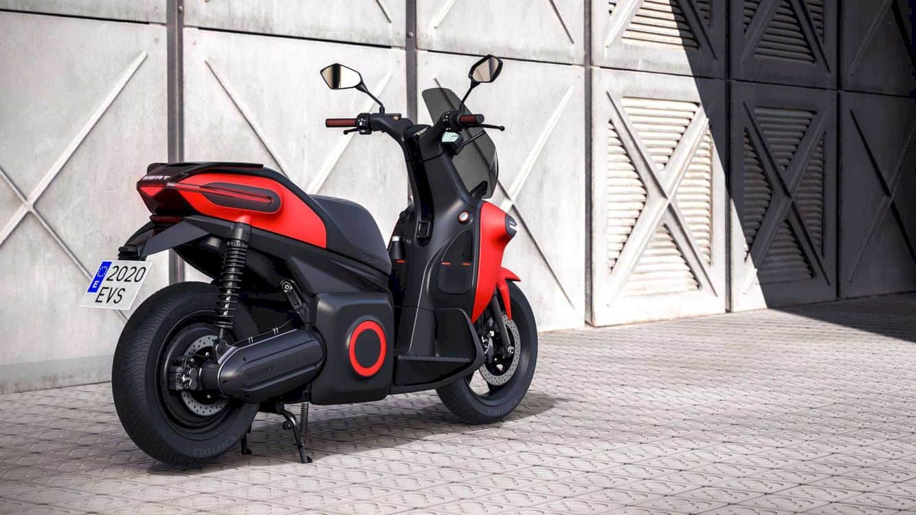 Seat E Scooter Concept 5