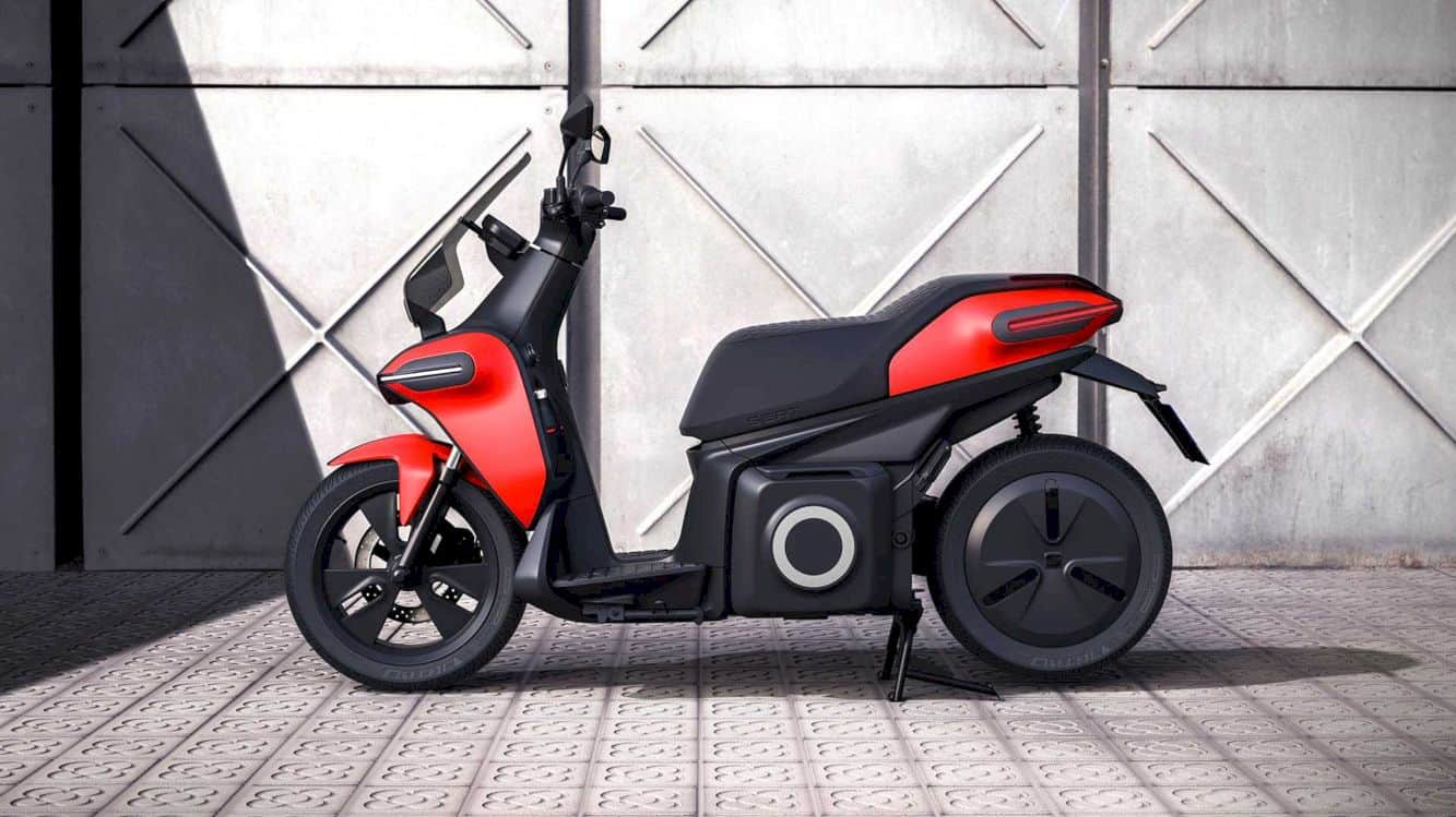 Seat E Scooter Concept 6