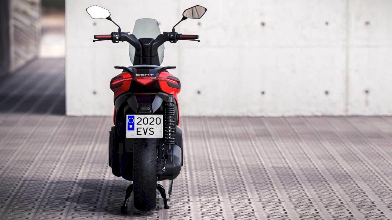 Seat E Scooter Concept 7
