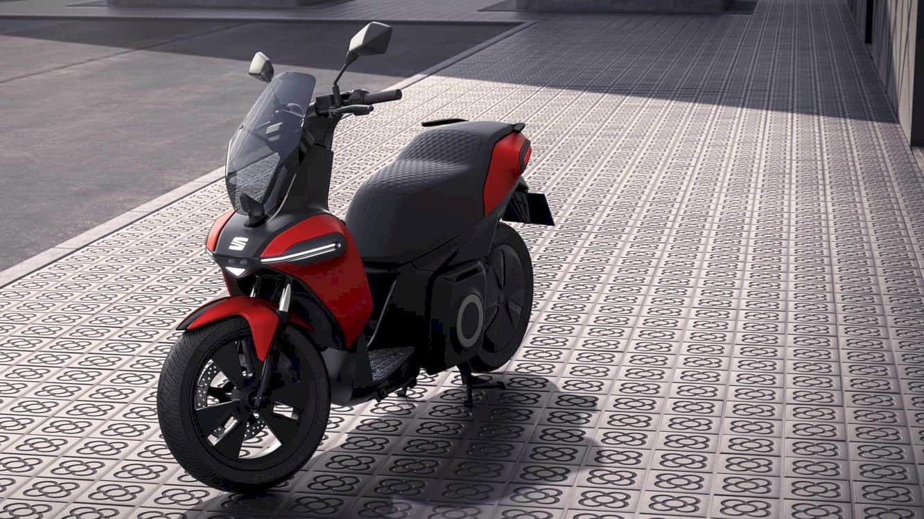Seat E Scooter Concept 8