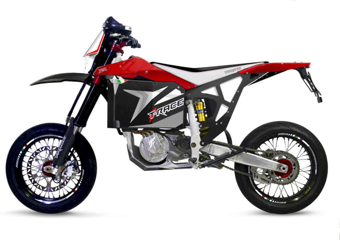 Tacita T-Race M: The Perfect Tool for Contemporary Street Riders