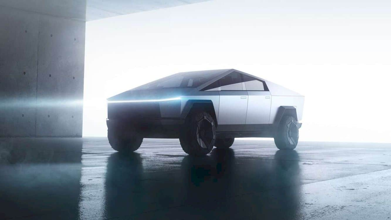 Tesla Cybertruck 10