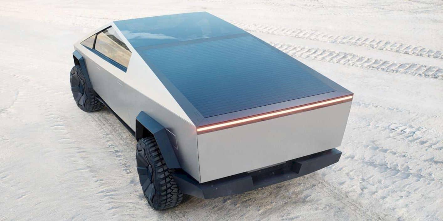 Tesla Cybertruck 5