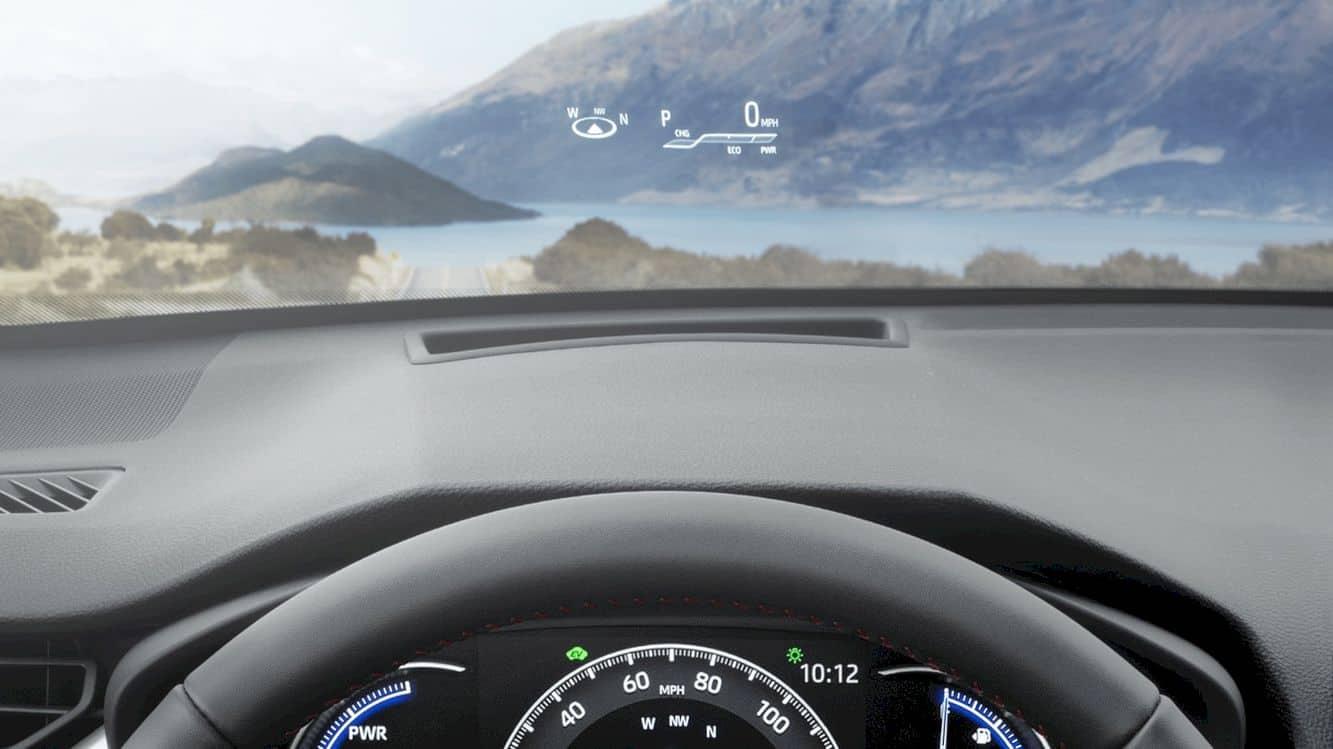 Toyota Rav4 Prime 4