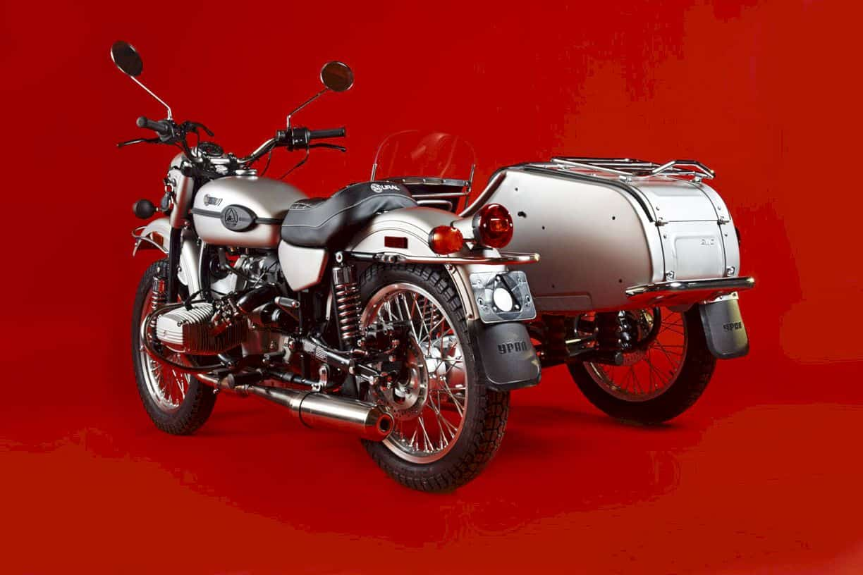 Ural Motorcycle From Russia With Love 12