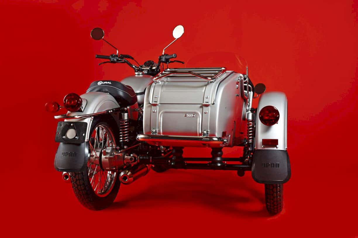 Ural Motorcycle From Russia With Love 13