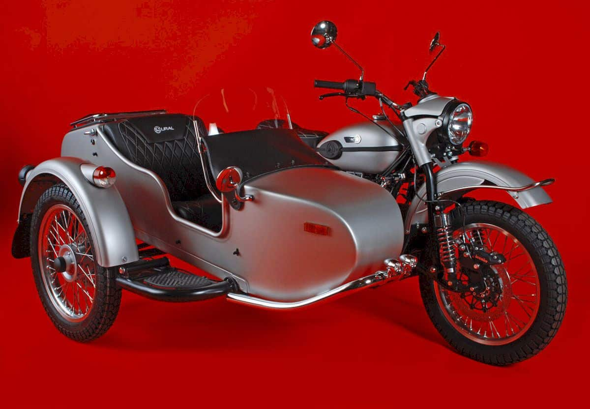Ural Motorcycle From Russia With Love 8