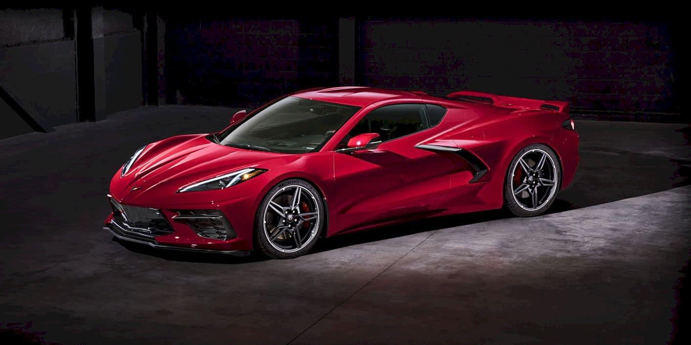 2020 Corvette C8 16