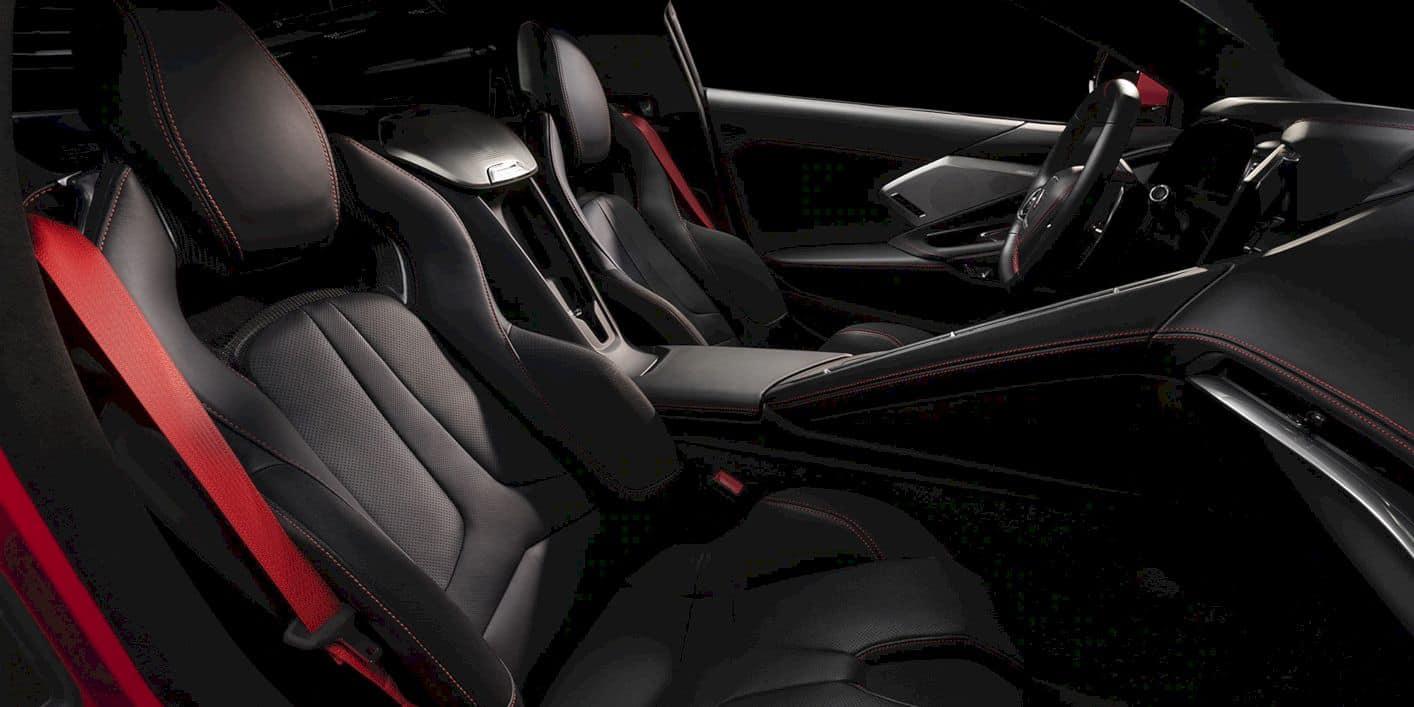 2020 Corvette C8 2