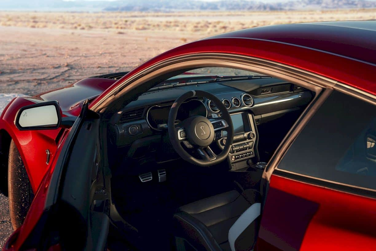 2020 Ford Mustang Shelby Gt500 10