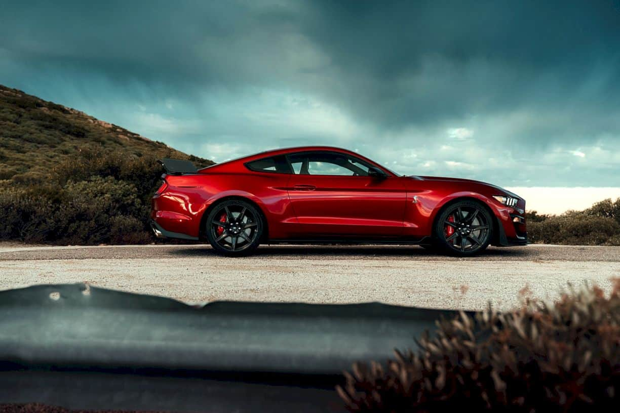 2020 Ford Mustang Shelby Gt500 11