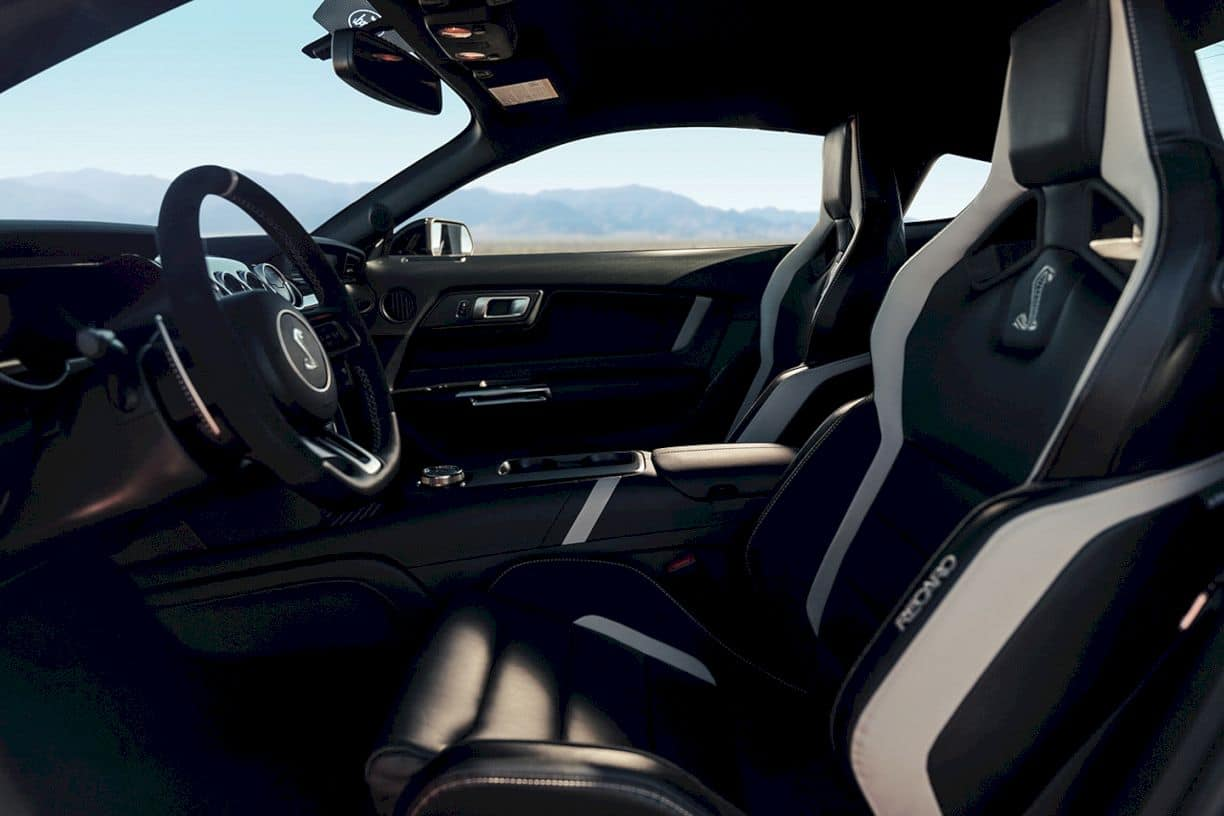 2020 Ford Mustang Shelby Gt500 3