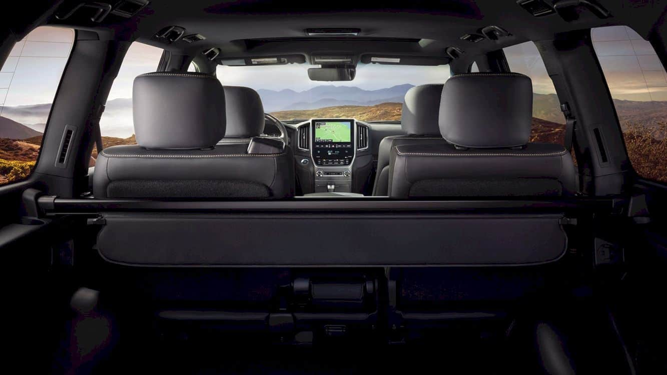 2020 Toyota Land Cruiser 3