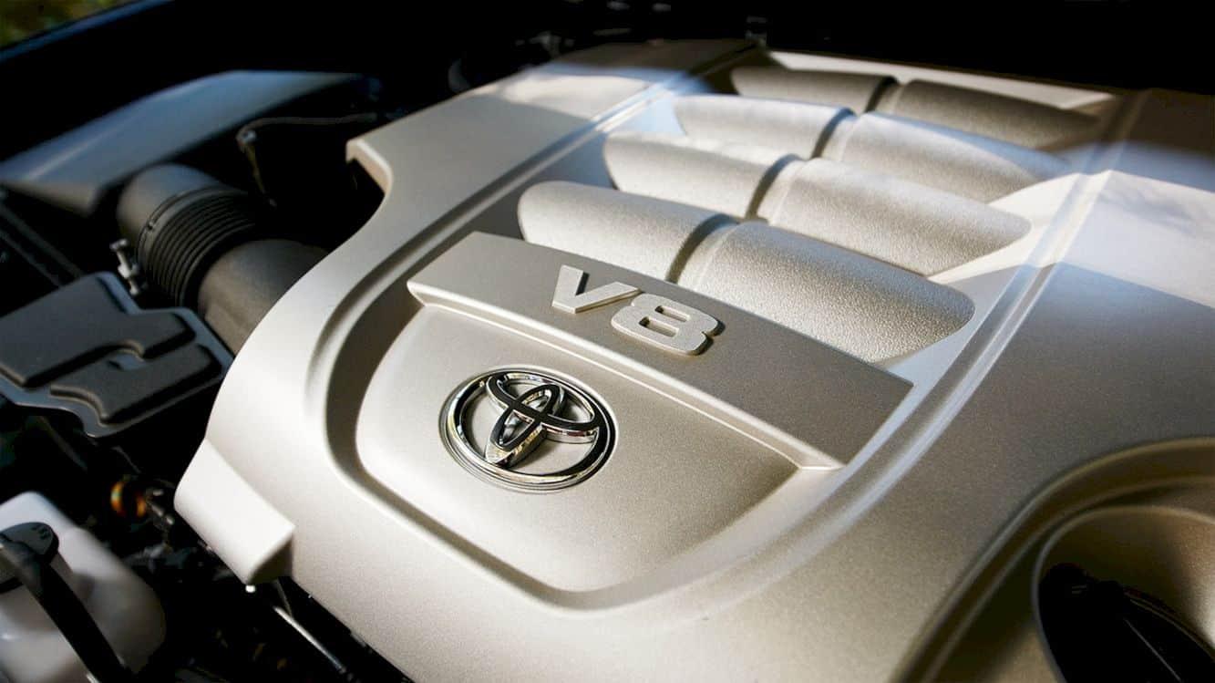 2020 Toyota Land Cruiser 9