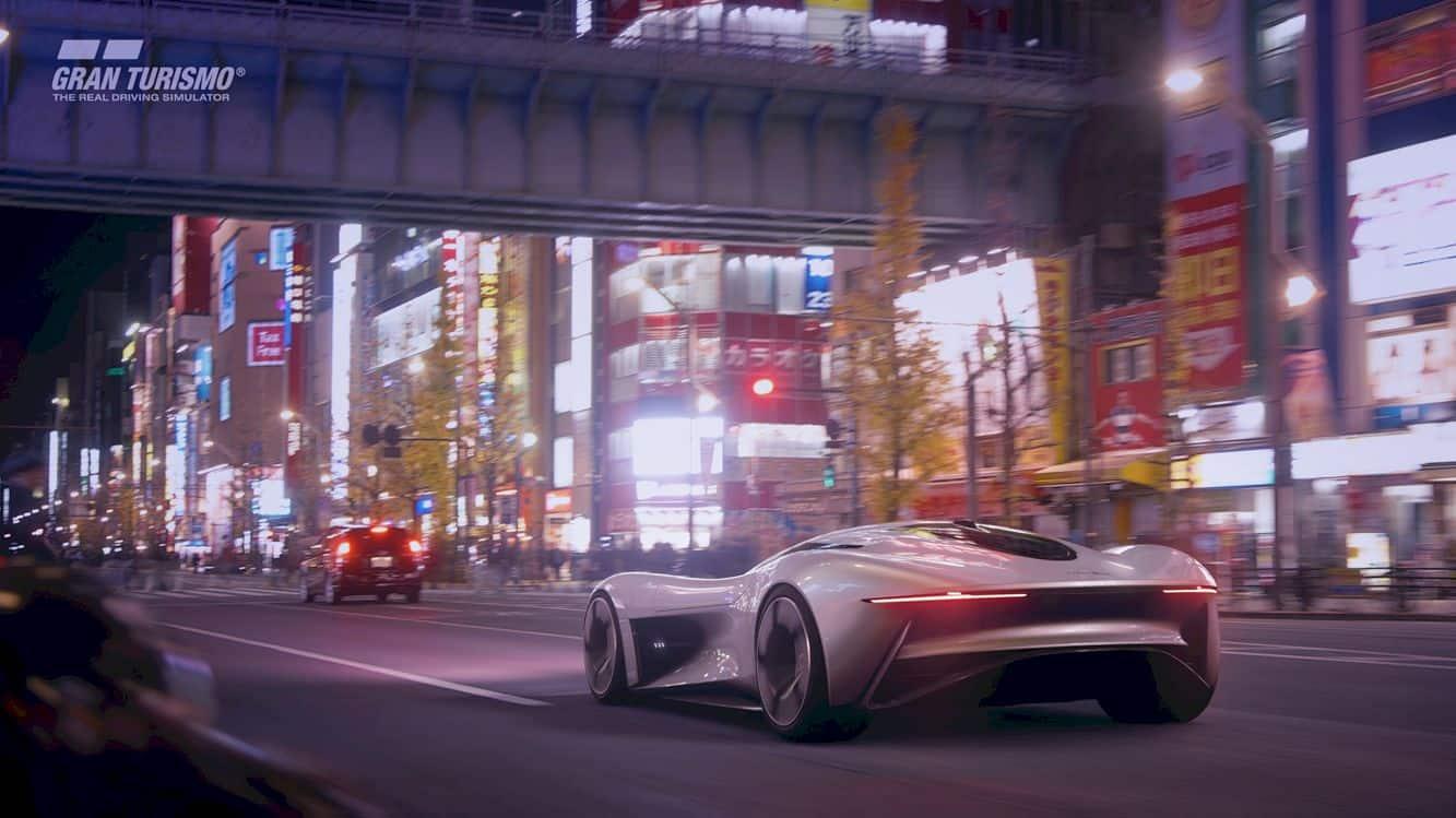 All Electric Jaguar Vision Gt Coupé 2