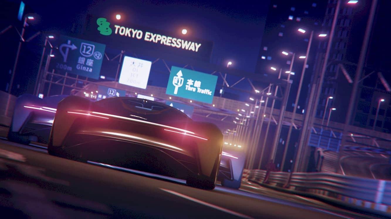 All Electric Jaguar Vision Gt Coupé 3
