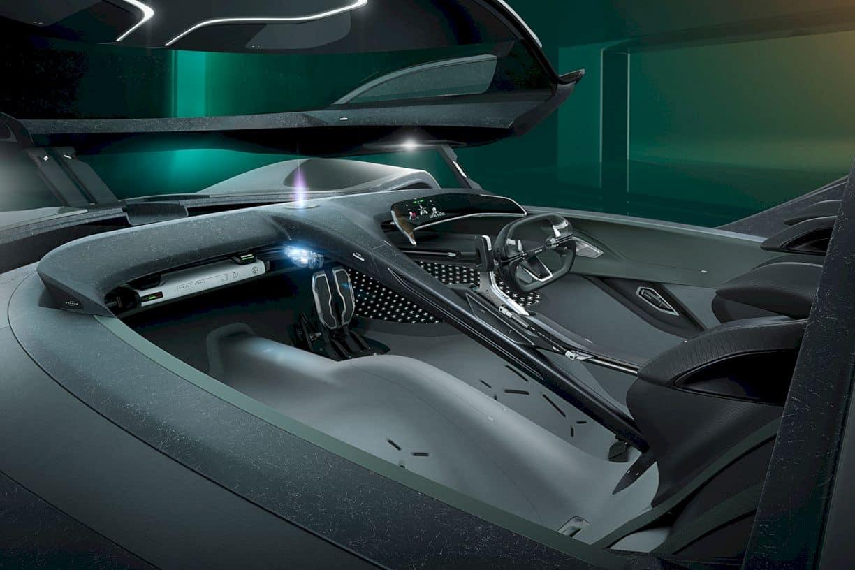 All Electric Jaguar Vision Gt Coupé 4