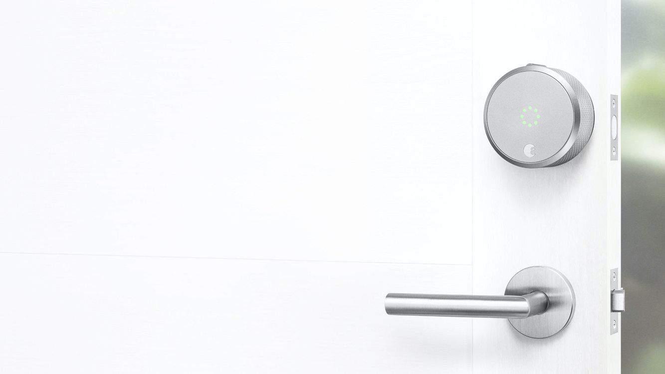 August Smart Lock Pro 4