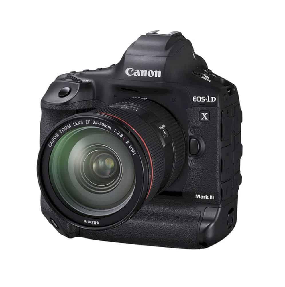 Canon Eos 1d X Mark Iii 7
