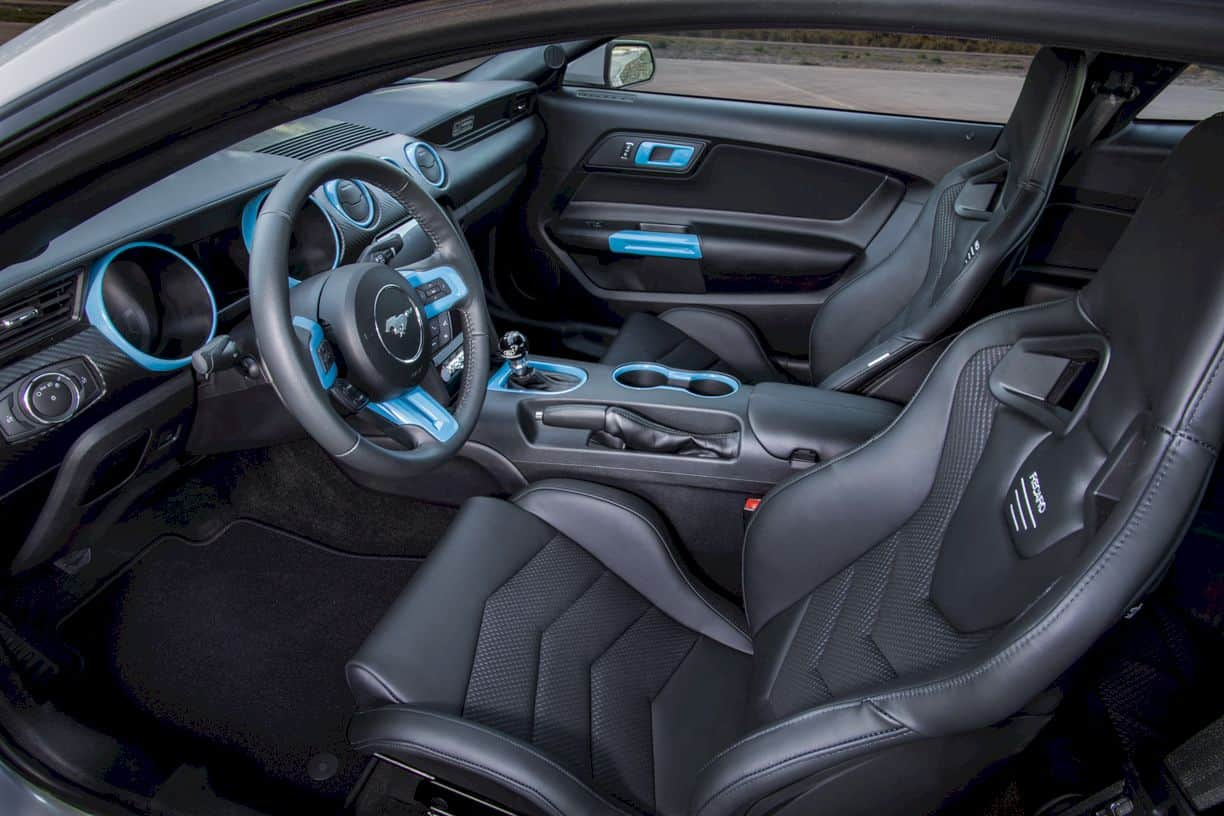 Ford Mustang Lithium 3